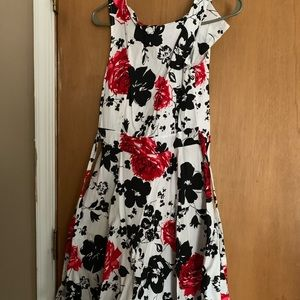 A-line dress. Like new. Perfect for summer